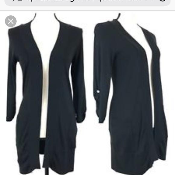 Splendid Sweaters - Splendid long cardigan size medium